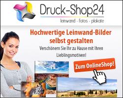 Druck-Shop24.net - Ihr Foto auf Leinwand, Fotopapier, Poster oder Grafikpaier gedruckt