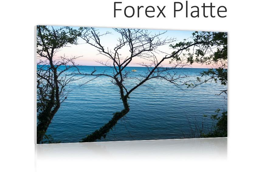 Foto auf Forex-Platte selbst gestalten & drucken lassen | myphotobook