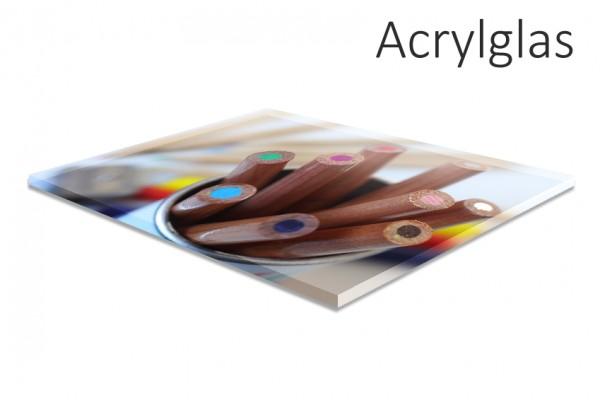 Ihr Foto hinter Acrylglas mit einzigartiger Tiefenwirkung - Alle Größen