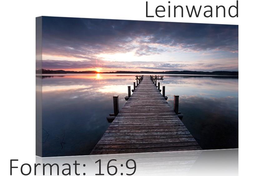 Ihr Foto auf Leinwand gedruckt - 16:9 Format Auswahl | 16:9 | Ihr ...