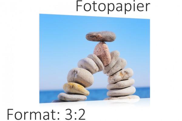Ihr Foto als Poster Druck auf Fotopapier - 3:2 Format Auswahl